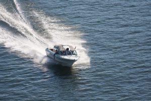 סירת מנוע באילת